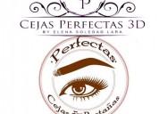 Cejas perjectas 3d: microblading 3d, micropigmentaciòn, pestañas pelo por pelo de kim kardashian.