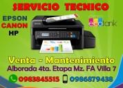 Impresora canon mg5610 con sistema de tinta
