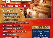 Sauna y guazu