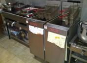Reparación y mantenimiento de equipos de cocina
