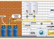 Mantenimiento de centralinas de gas segun norma 2260