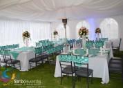Fenix events carpas & decoración