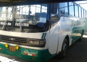 Se vende bus volkswagen interprovincial