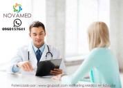 Diagnóstico y curación de artrosis en ibarra
