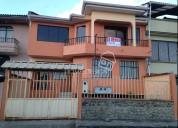 Rentera casa en venta en el centro de azogues