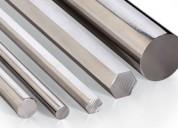 Barras de acero barras de acero inoxidable barras de acero
