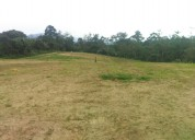 Vendo terreno santo domingo