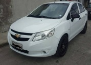 Vendo chevrolet sail año 2013  placas pichincha