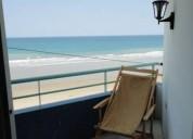 En crucita alquilo dos apartamentos estan frente al mar