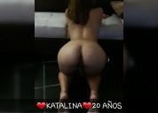 Katalina hermosa venezolana