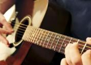 clases de guitarra eléctrica y acústica en quito