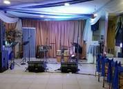 Dj vdj en guayaquil tarimas sonido luces organizacion de eventos