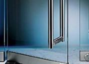 Mamparas y puertas vidrio templado / vidrio crudo