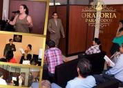 curso de oratoria. aprenda a hablar en pÚblico