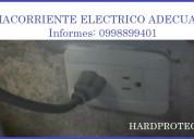 Tecnico electricista para viviendas y almacenes.