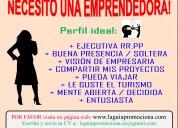 Para una emprendedora con visión