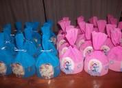 Hacemos dulceros sorpresas para fiestas infantiles por pedido tel.0993220698