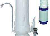 Mantenimiento en Ósmosis inversa, cambio de filtros, equipos de ozono, accesorios, bebederos