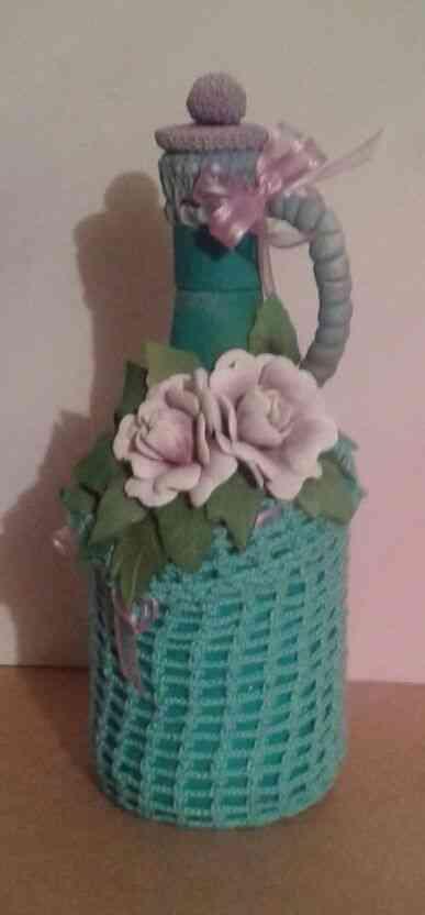 Regalos botellas decorativas coleccionables
