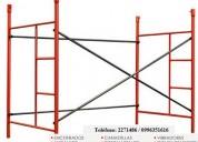 andamio metálico modular alquiler