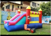 Castillos inflables katty eventos