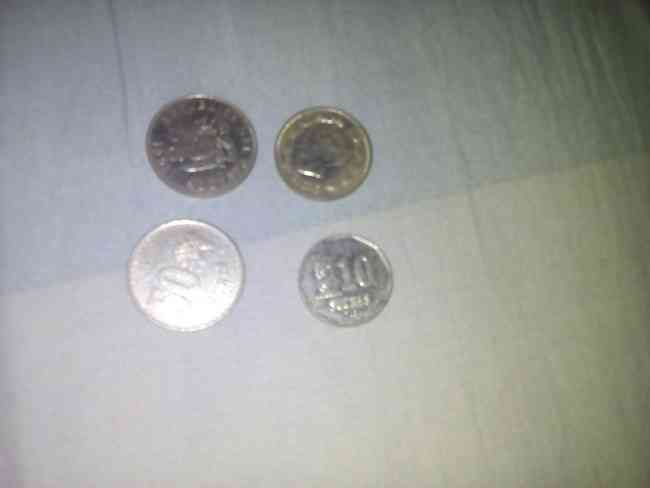 monedas antiguas sucres