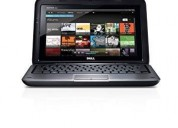 Laptop dell touch inspiron 1090 estado 8/10