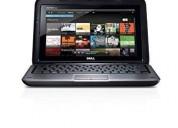 laptop dell touch inspiron 1090 estado 8/10