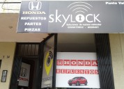 Honda repuestos ecuador precios sin competencia