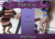 Patricia venezolana  de 19a en manta