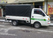 Alquiler de camionetas: encomiendas, rutas y mudanzas