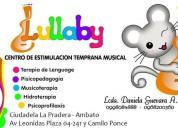 Lullaby estimulacion temprana y prenatal + musical