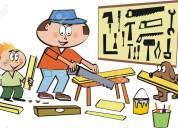 Maestro laqueador e instalador