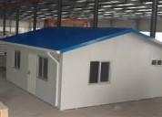 Venta de casas prefabricadas desde 8696 dolares