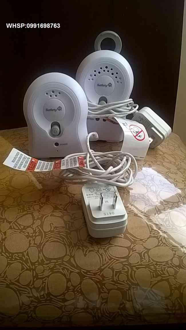 Intercomunicador Bebé Safety