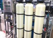 Planta purificadoras de agua fluipack