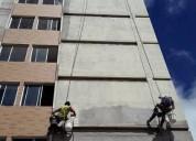 Maestro pintor realizamos el mantenimiento de todo tipo de las fachadas de los edificios