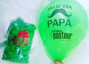 globos impresos con tu logo