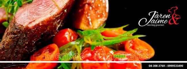 Servicio de alimentación para empresas y eventos