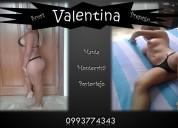 Valentina - venezolana arrecha en manta