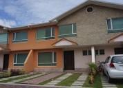 Linda casa de venta vía al tingo en conjunto privado, sector colegio dalcroze calle rio putumayo y