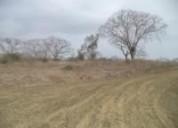 Venta de terreno en manta monte olivo lugar habitado llamar 0999428406 en 7500