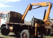 grua de 4 toneladas 4x4 vendo grua de 4 toneladas grua