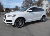 Audi q7 3,0 a 3500 dólares