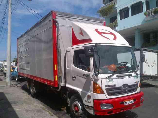 mudanzas TRANS FLORES QUITO Y VARIAS 0987308404