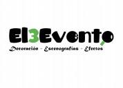 Efectos para producción,fotografía publicitaria y eventos