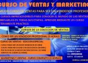 Curso de ventas y marketing - como ser un vendedor profesional