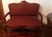 Para coleccionistas muebles y adornos antiguos