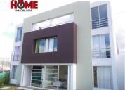 Venta de hermosas casas en venta sector pomasqui entrega en 9 meses