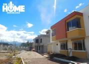 Hermosas casas en venta entrega en 4 meses sector inchalillo